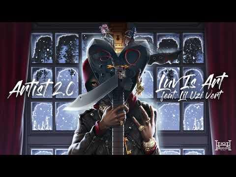 A Boogie Wit da Hoodie - Luv Is Art feat. Lil Uzi Vert [Official Audio]