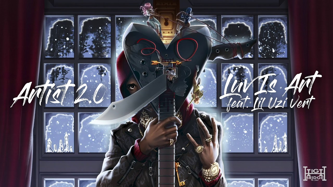 A Boogie Wit da Hoodie - Luv Is Art feat. Lil Uzi Vert [Official Audio]