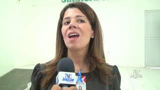 Helaine Loura disse que renovação do contrato da Hospital São Camilo só depende da prefeitura