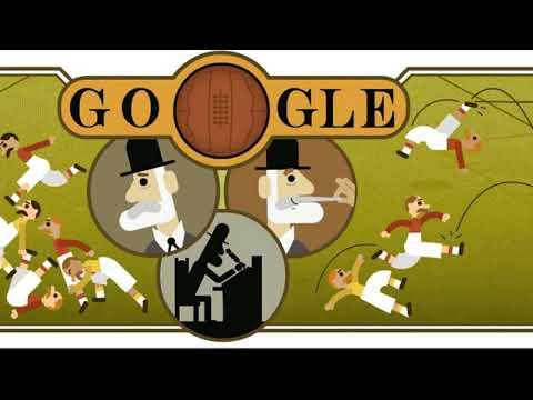 Ebenezer Cobb Morley w Google Doodle