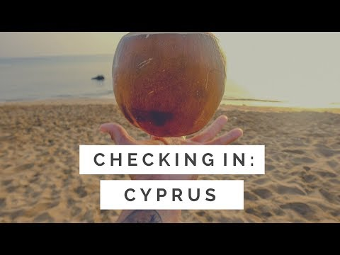 CHECKING IN: CYPRUS