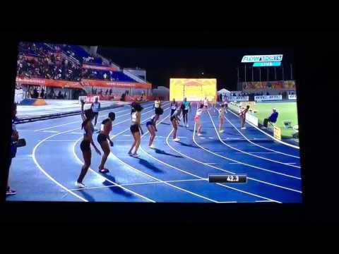 Bahamas took Mix relays world relays 2017