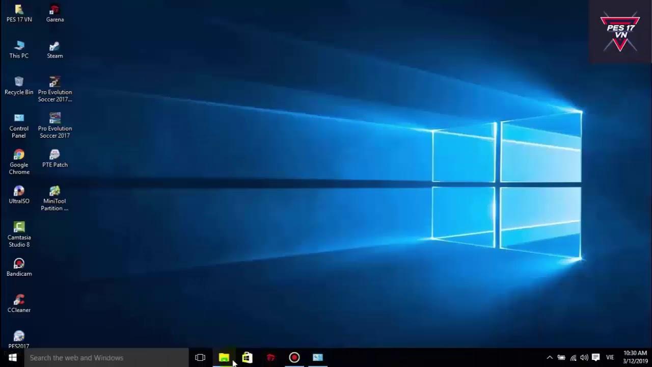 [PES 17 VN] Hướng dẫn tải phần mềm hỗ trợ chơi và cài game không lỗi (Microsoft Visual C++)