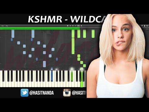 KSHMR - Wildcard ft. Sidnie Tipton TUTORIAL