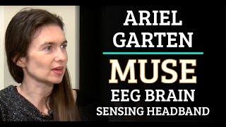 Simulation | TransTech #322 Ariel Garten - Muse EEG Brain Sensing Headband
