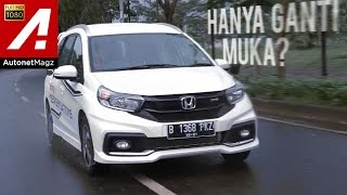 Review Honda Mobilio RS facelift 2017 supported by HSR Wheel
