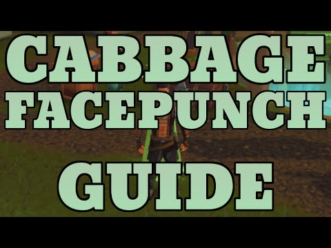 Cabbage Facepunch Bonanza Guide: Bonus Slayer, Farming and Mining XP! [Runescape 2015]
