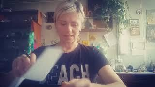 Видео урок традиционной росписи по дереву