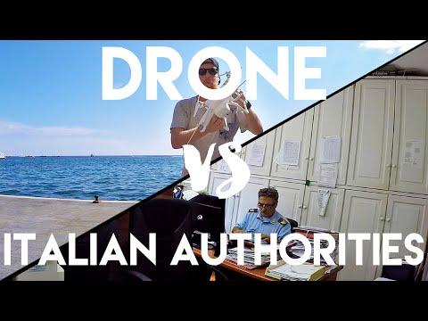 DRONE VS ITALY: WHO WILL WIN?