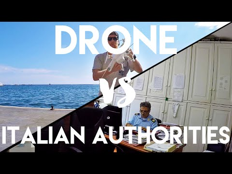 DRONE VS ITALY: WHO WILL WIN?