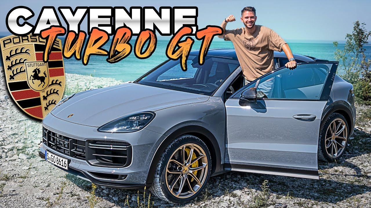 640PS PORSCHE Cayenne Turbo GT   Besser als der URUS? 🧐   Daniel Abt