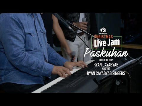 'Paskuhan,' a Christmas medley from Ryan Cayabyab and the RCS