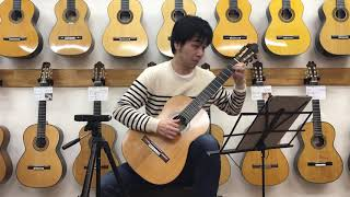 三浦隆志spica 2006年 曲:Op.35-4 / F.ソル 演奏: 猪居謙 Ken,Inoi