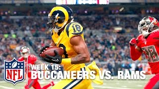Kenny Britt Scores & Delivers Game Ball To His Daughter!   Buccaneers vs. Rams   NFL