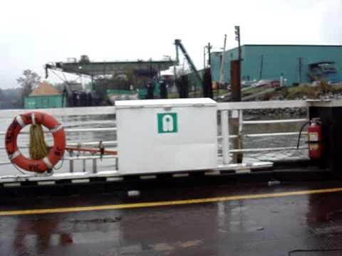 Barnston Island Ferry....