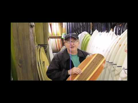 KT Gets A New Skateboard At Huntington Surf And Sport