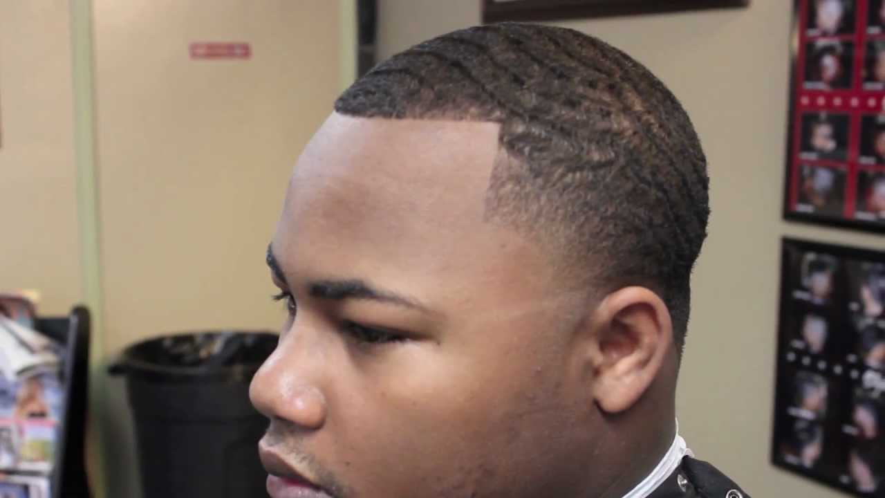 How To Cut A Basic Taper Haircut Wave Length Youtube
