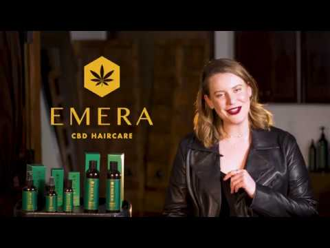 Emera CBD Haircare Brand Overview