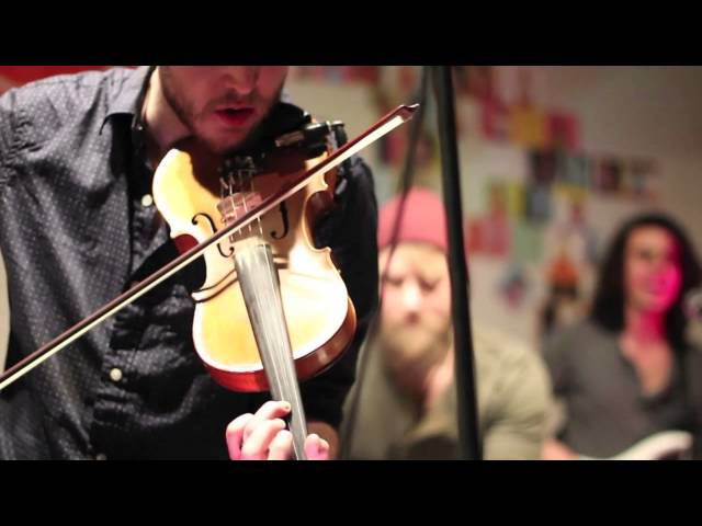 Collisions in the Sky - Treefort Music Fest 2014