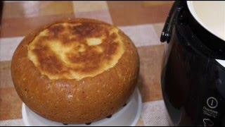 Домашние видео рецепты - сладкий хлеб в мультиварке