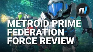 Metroid Prime: Federation Force Review | It's Actually Great