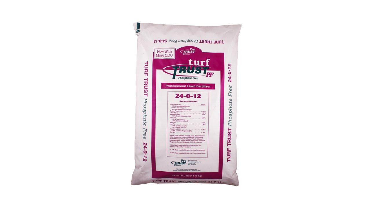Turf Trust Lawn Fertilizer