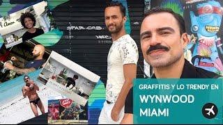 De viaje por Miami. Tienes que conocer Wynwood District. !Ve esto!