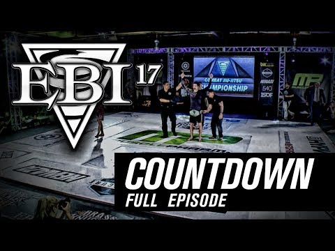 EBI 17: The CJJ Middleweights Countdown