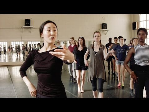 Fusion Dance Teaching Video (Modern and Folk Dance)