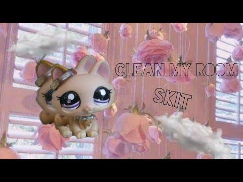 Lps: Clean My Room (SKIT)