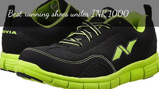 Best running shoes you can purchase online under Rupees 1000