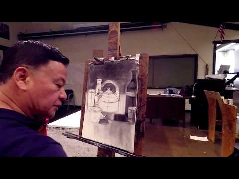 Still Life Lecture by James Wu/ Part 1