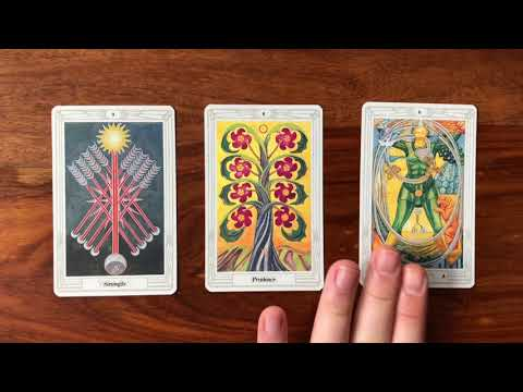 Daily Tarot Reading for 18 April 2018 | Gregory Scott Tarot