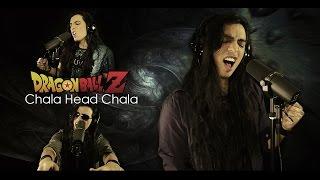 Dragon Ball Z - Chala Head Chala (Latino - Jap) | Epic Metal Cover (Victor de Andrés/Paulo Cuevas)
