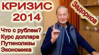 Михаил Задорнов. Курс доллара и кризис 2014