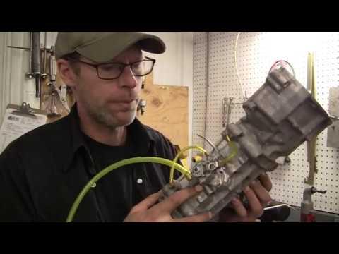 Repeat part 14 ski-doo engine rebuild , crankcase assembly