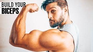 ARM DAY Curls | Build Bigger BICEP PEAKS | Lex Fitness MasterClass