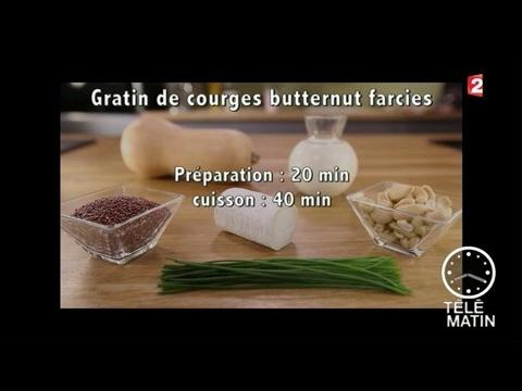 gourmand---courge-butternut-farcie-au-chèvre-et-gratinée