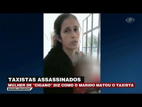 Mulher de Cigano revela crime cometido por marido