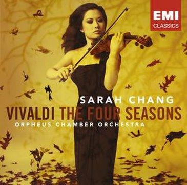 Sarah Chang - Presto (Summer) from Vivaldi's Four Seasons