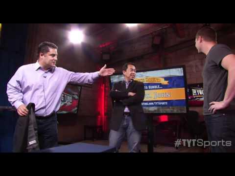 Arm Wrestling! Cenk and John RETURN!!