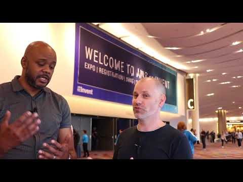 Day One AWS re:Invent impressions w/ Justin Warren