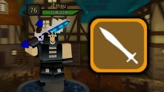 Grinding For The Crystalized Greatsword (Roblox Dungeon Quest)