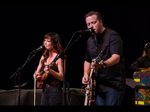 Jason Isbell - Flying Over Water - Live from Mountain Stage