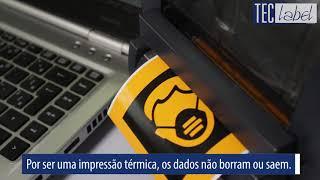 CRIE ADESIVOS DE PREVENÇÃO DE ALTA QUALIDADE UTILIZANDO O SISTEMA TL3 DA TECLABEL!