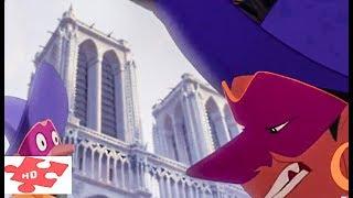 Горбун из Нотр Дама / Париж в Огне / свой трейлер / мультфильм 1996