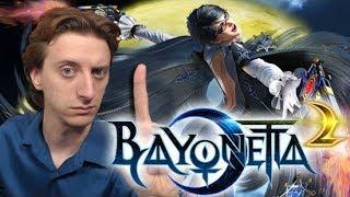 обзор за Минуту - Bayonetta 2  ProJared (RUS VO)