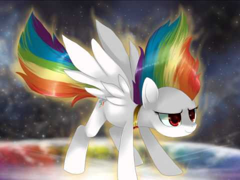 Super Rainbow Dash (AppleDash) -  E.T