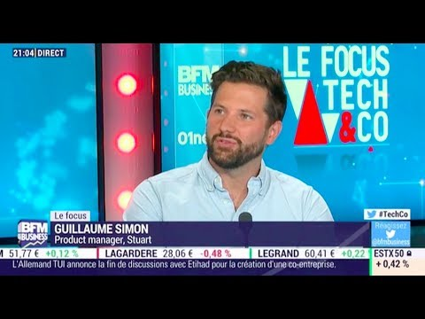 Stuart • Le Product Management en France • BFM Tech&Co