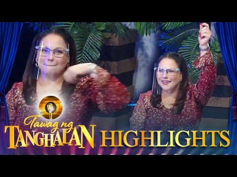 Hurado Karla Estrada shows her Tiktok dance moves | Tawag Ng Tanghalan
